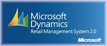 Microsoft Dynamics Retail Management System (RMS) offers small and midsize retailers a complete point of sale (POS) solution that can be adapted to meet unique requirements